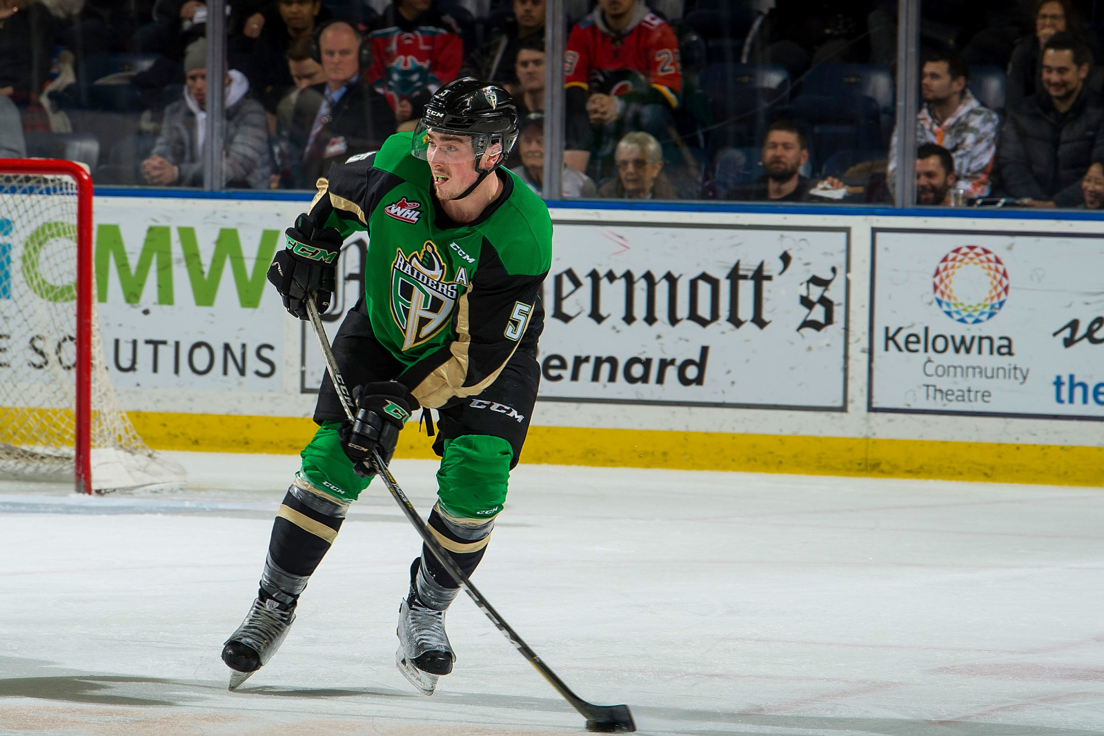 Vegas Golden Knights bolster new AHL team with another prospect D