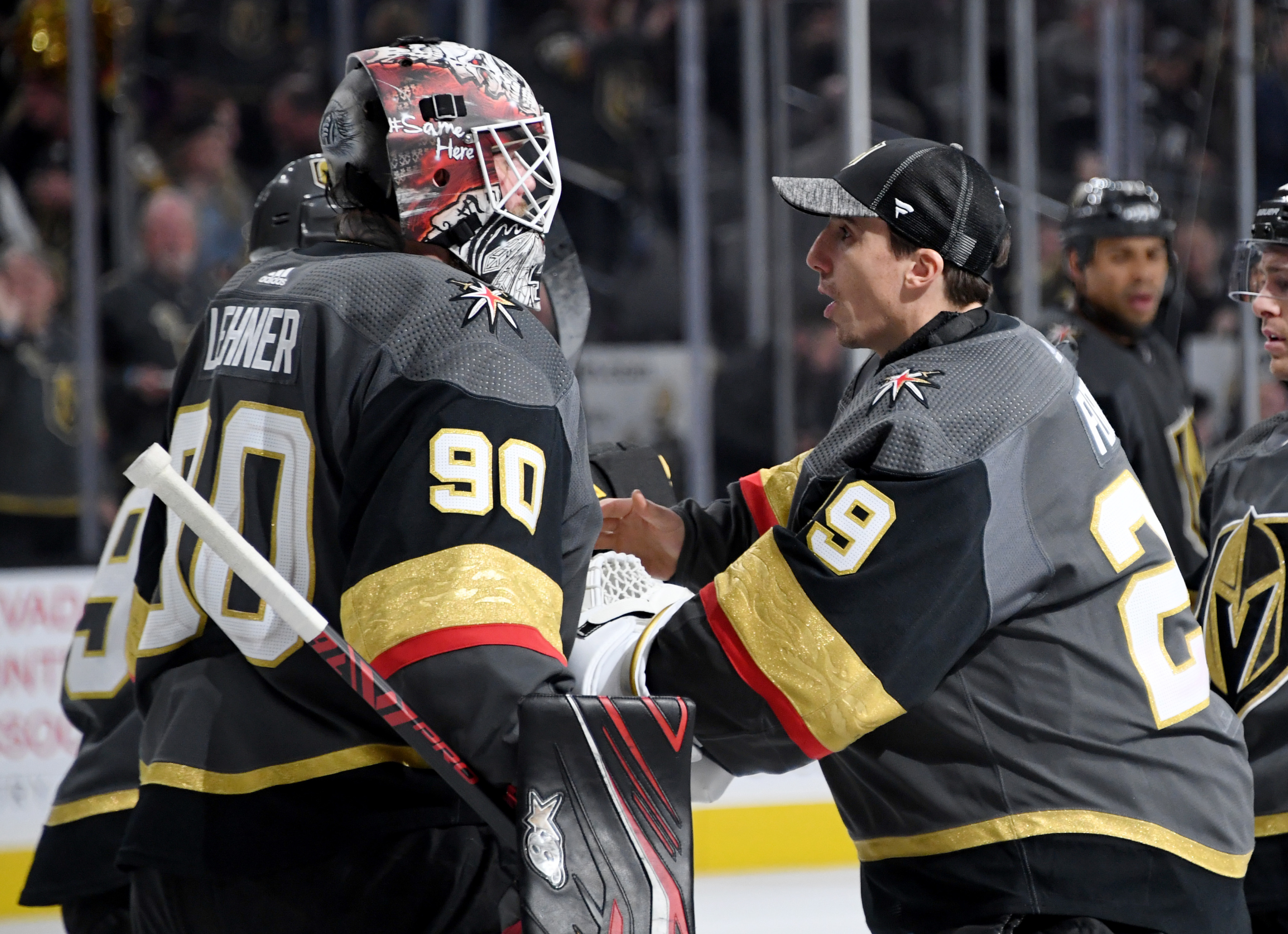 Vegas Golden Knights: Cold-blooded Fleury needs to be the starter in postseason